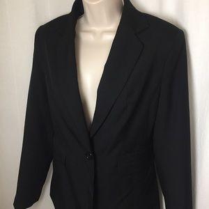 Yves Saint Laurent Uniform Blazer Jacket YSL Sz 10